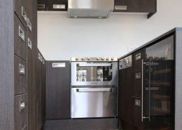 Roselier Agencement - Cuisines et Sdb - Meubles bas avec intégration électromenager - Paris - Agence BR