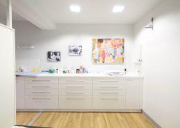 Roselier Agencement - Médical - Cabinet médical - Pôle médical de santé - Lisieux