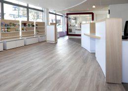 Roselier Agencement - Office Tourisme Lisieux - Vue générale de l'Office de Tourisme de Lisieux