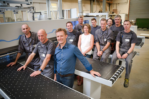 Equipe Roselier Agencement menuiserie Lisieux Calvados Meubles mobilier Normandie