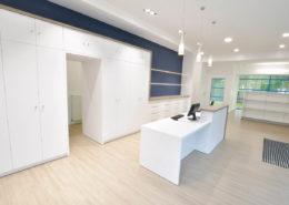 Roselier Agencement - Clinique vétérinaire - Lisieux - Design Structure Réalisateur d'espaces-2